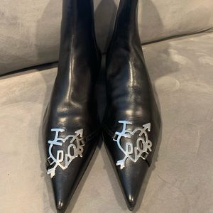 Christian Dior authentic booties